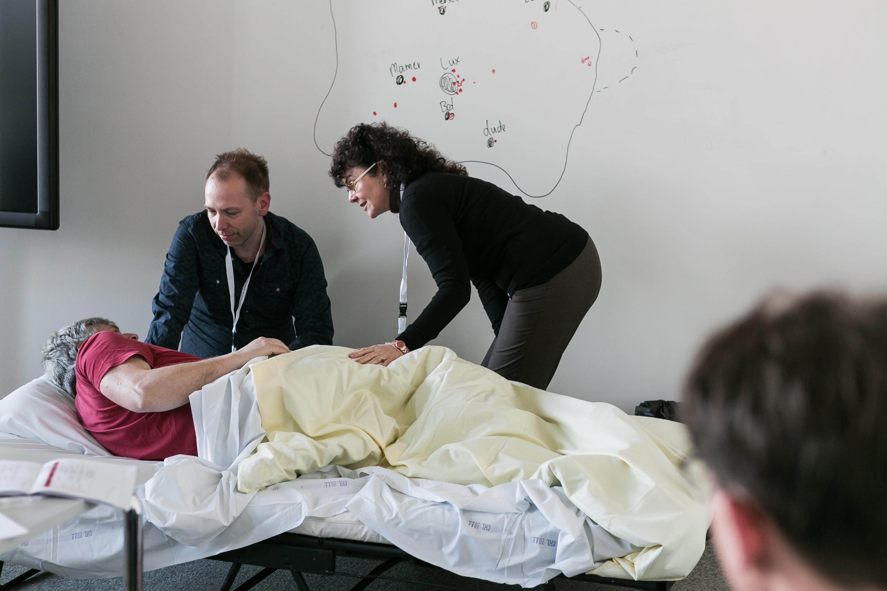 Benefits ParkinsonNet Luxemburg network